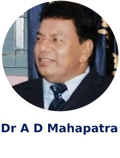 Dr A d Mahapatra