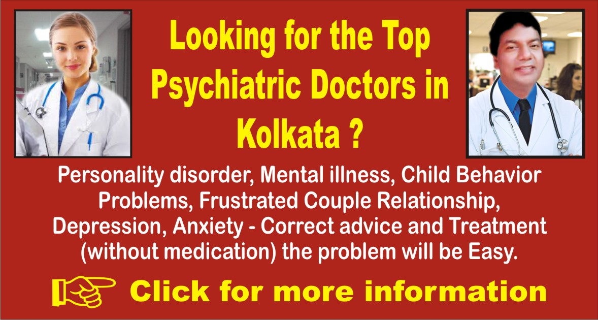 Psychological Counselling Expert in Kolkata - Without Medicines